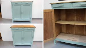 peindre meuble bois cuisine peindre armoire en bois meuble chambre blanc vieilli peindre