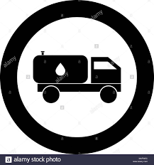 Cistern Truck Icon Black Color In Circle Vector Illustration ... Truck Icon Delivery One Of Set Web Icons Stock Vector Art More Cute Food Vectro Download Free Free Download Png And Vector Forklift Truck Icon Creative Market Toy Digital Green Royalty Image Garbage Simple Style Illustration Cstruction Flat Vecrstock Semi Dumper Blue On White Background Cliparts Vectors
