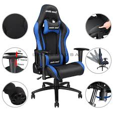 Anda Seat Racing Gaming Chair Highback Ergonomic Pillow, Cushion AD5 Dxracer Rw106 Racing Series Gaming Chair White Ohrw106nwca Ofm Essentials Style Faux Leather Highback New Padding Ueblack Item 725999 Ascari Ai01 Black Office Official Website Pc Game Big And Tall Synthetic Gaming Chair Computer Best Budget Chairs Rlgear Shield Chairs Top Quality For U Dxracereu Details About Video High Back Ergonomic Recliner Desk Seat Footrest Openwheeler Simulator Driving Simulator Costway Wlumbar Support