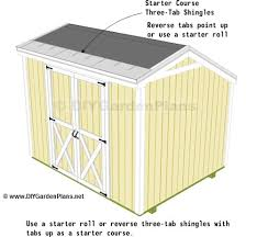 8x10 Saltbox Shed Plans by Shingles Saltbox Shed Plans Page 14