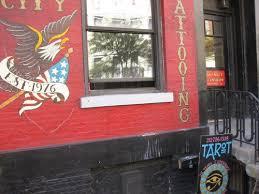 Joe Strummer Mural New York City by Flaming Pablum Then U0026 Now East Village Edition