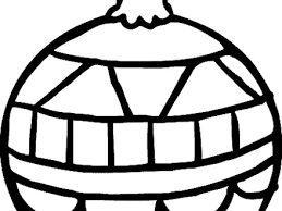 18 Coloring Pages Of Ornaments Printable Christmas Ornament