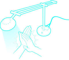 Desk Lamps At Walmart by How To Build A Homemade Clapper To Adjust The Lights And Set The