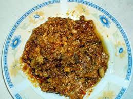 cuisiner cervelle recette de tagine tunisien au thon