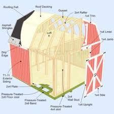 Free Diy 10x12 Storage Shed Plans by 12x16 Shed Plans Gable Design Pdf Download Free Backyard