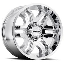 100 20 Inch Truck Rims MKW Offroad M93