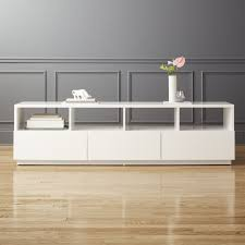Crate And Barrel Tribeca Floor Lamp by Modern Media Consoles Credenzas And Cabinets Cb2