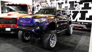 Custom Toyota Tacoma Truck - Lifted, Huge Wheels & Chameleon Paint ... Custom Toyota Tacoma Truck Lifted Huge Wheels Chameleon Paint 2018 Trd In Cement Grey Silver Arrow Used 2006 Tundra Sr5 4x4 For Sale 46358 2016 Lift Kits By Bds Suspension The Trucks Of Sema 2014 Car Tunes Vehicle Accsories Near Raleigh And Durham Nc Toytec Gallery Page 2 4runner Forum Sport 844