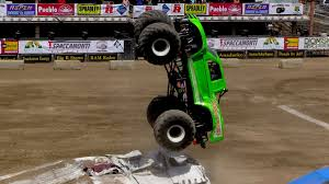 Colorado State Fair | Monster Truck Freestyle 2013 - YouTube