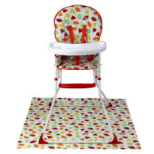 Red Kite Feed Me Compact Tutti Frutti Highchair
