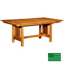 Amish Solid Wood Heirloom Furniture Made In USA Austin