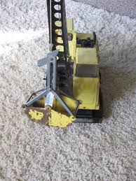 100 Tonka Crane Truck Vintage Mobile Clamshell Collectors Weekly