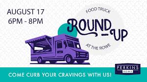Food Truck Round Up - Perkins Rowe