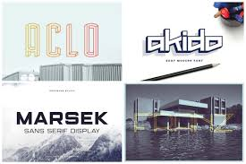 100 Top Contemporary Architects 20 Architectural Fonts That Are Bold And HipFonts