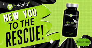 It Works New You HGH Supplement Feel Younger