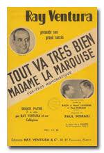 madame la marquise lyrics texte de tout va très bien madame la marquise