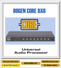 Bogen 70 Volt Ceiling Speakers by Bogen Communications Speakers Amplifiers Audio Applications