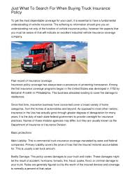 Just What To Search For When Buying Truck Insurance Policy Truck Insurance Grand Rapids Minnesota Insuretaccommercial Companies In Usa Contact Us Mandeville La American Brokers Tow Augusta Trucking 7065501241 Fding Good With Best Deals Upwixcom Dump Michigan Transportation Amtrust Financial Commercial From Ar Davis Company National Services Group Heffernan Freight Protection For Your Fleet Baton Rouge The Motor Carrier Coverage Form