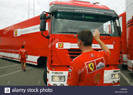 100 Ferrari Truck Stock Photos Stock Images Alamy