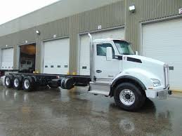 SOLD*** NEW 2019 KENWORTH T880-SH TRI-DRIVE TRUCK – BIK Boom Trucks