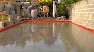 faire une dalle exterieur comment faire une dalle beton how to make a concrete slab