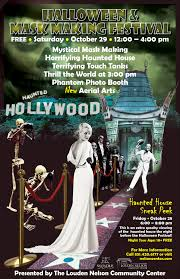 Halloween Haunt Worlds Of Fun 2015 Dates by Halloween And Mask Making Festival At Louden Nelson Santa Cruz Waves