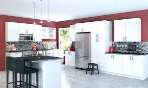 cuisine blanche pas cher peinture interieure blanche couleurs peinture cuisine couleur pour