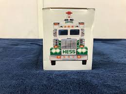 1995 Hess Toy Truck And Helicopter   EBay 1988 Hess Toy Truck And Racer Ebay 2013 26amp Tractor 1994 Gasoline Rescue Lot Of 8 Mini 2000 2001 2002 2003 2004 20062 2007 9 Vintage Hess Trucks New Old Stock 1990s 2000s Lot D 5 1991 Formula One Style Race Car 1995 Helicopter 885111002804 2008 Truck Front Loader 610 Pclick Miniature Mint