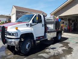 100 Kodiak Trucks 2009 Chevrolet Wildland Unit 4x4 Used Truck Details