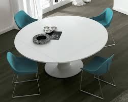 Round Extension Tables White Gloss Extending Dining Table And Chairs Melbourne Sale