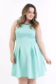 plus size dresses u2013 bailey blue