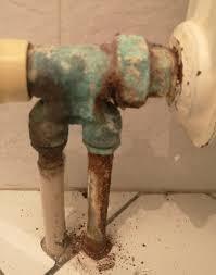 heizungsrohr äußerliche korrosion haustechnikdialog