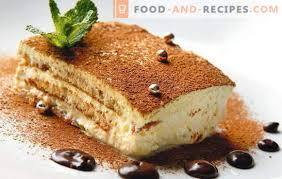 kuchen mit mascarpone und früchten beeren schokolade