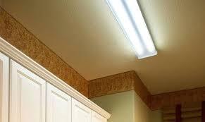 kitchen fluorescent lights kitchen fluorescent light fixture not