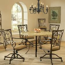 Shop Hillsdale Furniture Brookside 5-piece Round Dining Set With ... Ding Chairs Set Of 4 Ebay Fniture Target Ikea Forge X Back Chair Outlet Bumper Pool Poker Table Ding 3 In 1 Bayou Breeze Brisa Tilt Swivel Caster Wayfair 5 Piece Dinette Set With Cherry Finish Pastel Room Casting Sets With Upholstered Arm Chair Cdigestinfo Hooker Waverly Place Tall Upholstered Best Chairs Platafmamovimientosocialorg Hamilton Home Game Leather Casters Hillsdale Pompei Scrolling Wayside Casual San Diego Table Decor Five Bernhardt