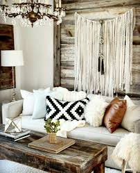 Simple Rustic Farmhouse Living Room Decor Ideas 1