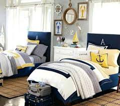 chambre style marin deco chambre marine phare thme mer marine plage bleu