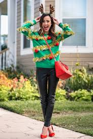 ugly christmas skirt with bows ugly christmas sweater party by