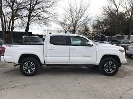 100 Used Toyota Tacoma Trucks 2017 SR5 Double Cab 5 Bed V6 4x2 Automatic At