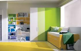 Design Of Rooms For Teens With Bright Colors That Will Enhance Your Childs Creativity And Always Cheerful