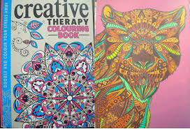 Creative Therapy Doodle And Colour Your Stress Away A Review