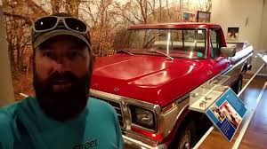 100 Sam Walton Truck Walmart Museum And S Final Resting Place YouTube