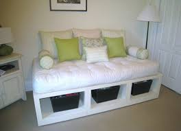 Day Beds At Big Lots by Daybeds Sleigh Daybed With Trundle Unfinished Wood Coaster