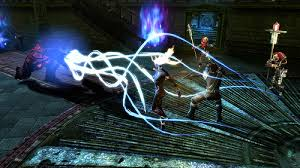 dungeon siege 3 ps3 dungeon siege iii brings accessible controls bountiful co op to