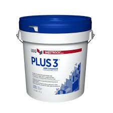 Finishing Drywall On Ceiling by Sheetrock Brand Plus 3 Lightweight All Purpose 4 5 Gal Pre Mixed