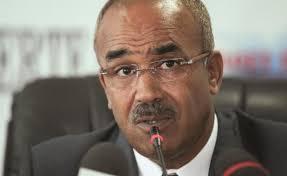 le ministre de l intérieur noureddine bedoui est en allemagne le