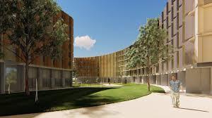 100 Jcb Melbourne Building Begins On New Student Accommodation MyLaTrobe