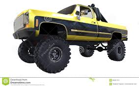 100 Truck Suspension Large Pickup Offroad Full Training Highly Raised