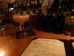 Bathtub Gin Nyc Burlesque by Drink Menu Picture Of Bathtub Gin New York City Tripadvisor