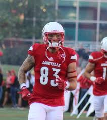 Football Position Breakdown Tight End O The Louisville Cardinal